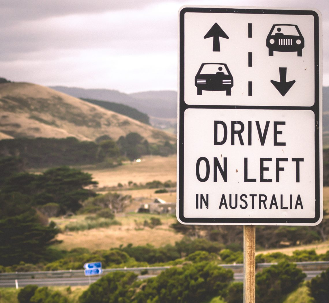 conduite en australie